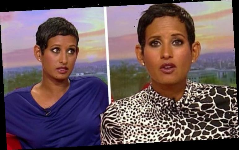 BBC refuse to comment over claims police are called over 'threats' to Naga Munchetty