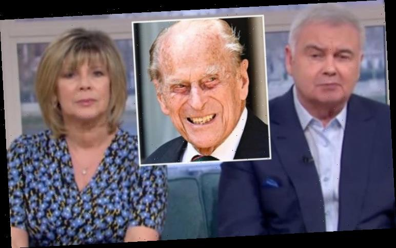 This Morning taken off air following Prince Philip death as Eamonn and Ruth cut show short