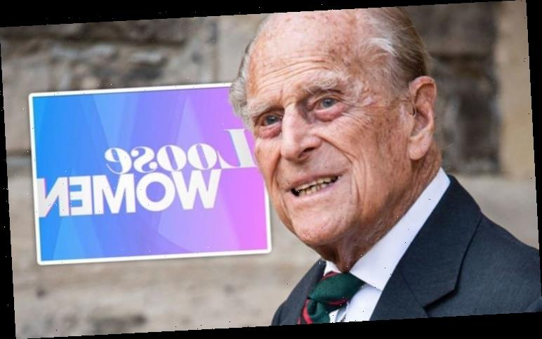 Loose Women cancelled as ITV schedule overhauled in wake of Prince Philip's death