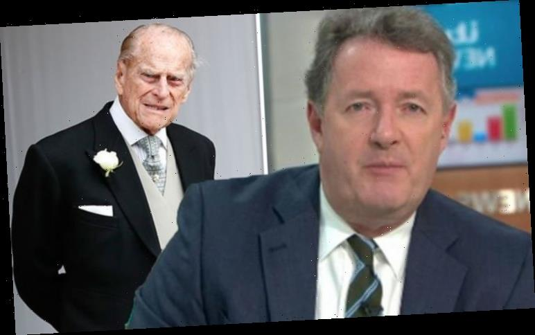 Prince Philip dead: Piers Morgan leads celebrities in heartbreaking tributes to Duke, 99