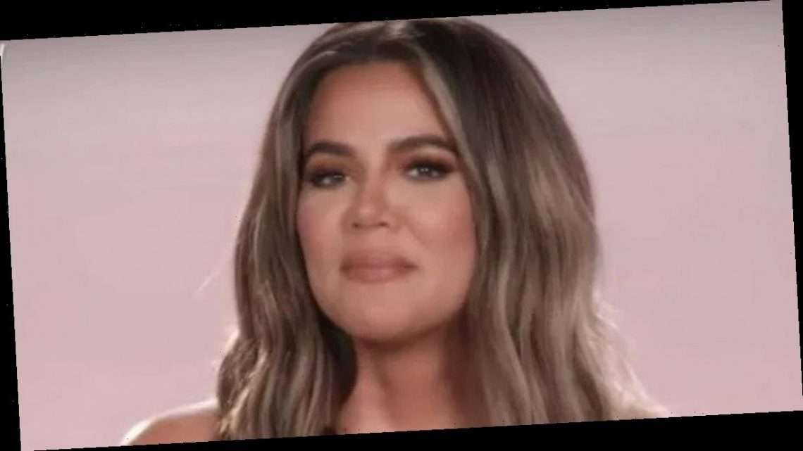 Khloe Kardashian claps back at unedited bikini pic drama with almost nude clip