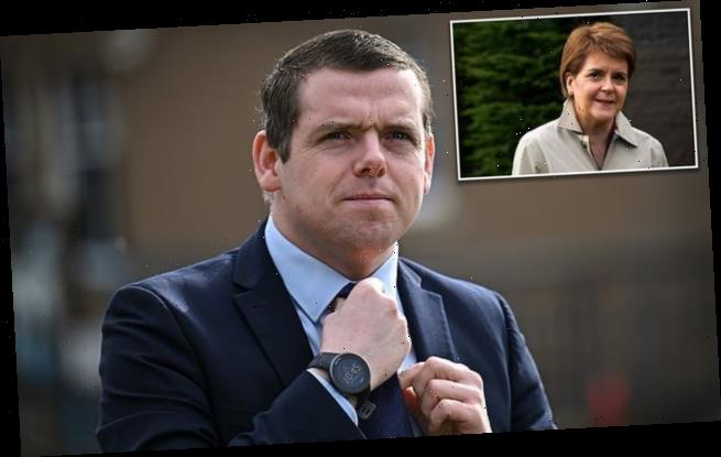 Scots Tories say Nicola Sturgeon 'in denial' about strength of Union