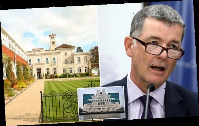 MI6 chief admits he only went to some lectures while at Oxford