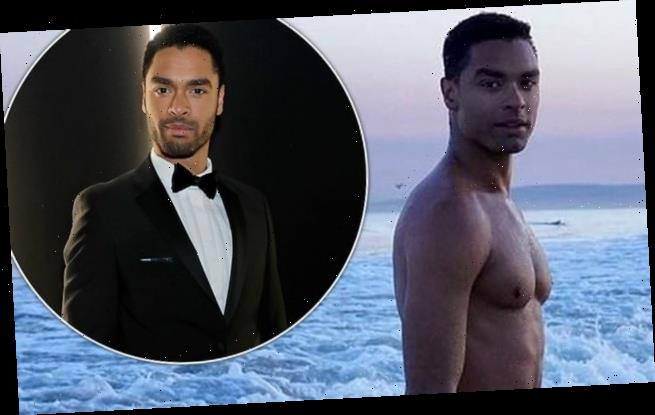 Regé-Jean Page is 'flattered' to be tipped as the nextJames Bond