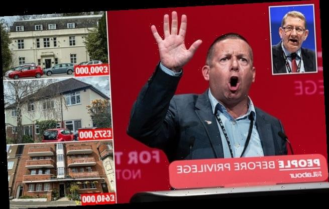 Red Len ally who backs wealth tax is property millionaire