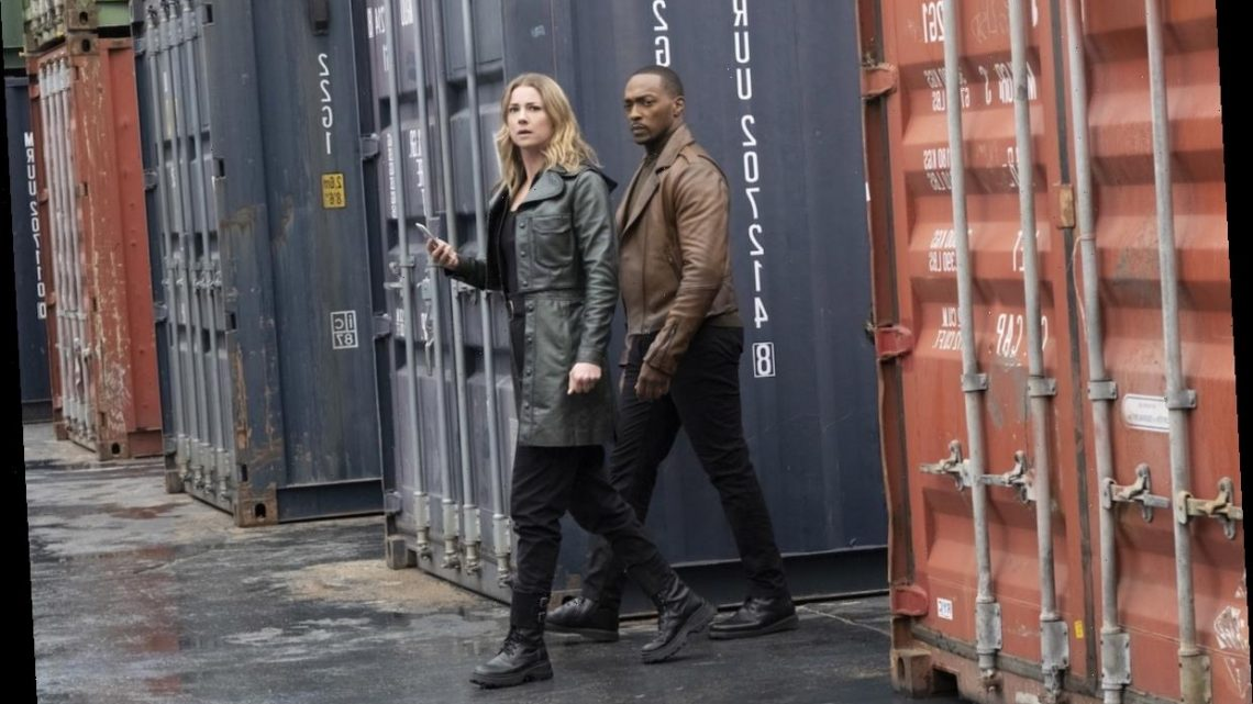 'The Falcon and the Winter Soldier': Emily VanCamp Reveals the 'More Intense' Part of Filming