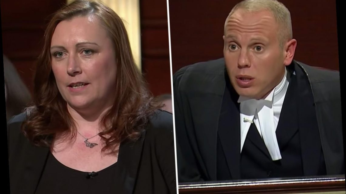 Judge Rinder viewers in hysterics over 'most ridiculous court case ever' as woman sues cafe owner for £20 for shutting