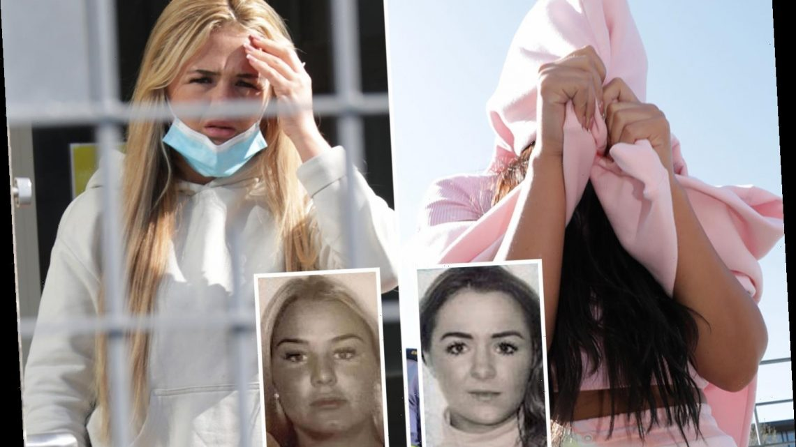 'Dubai Two' mums arrested for 'refusing to quarantine' after boob job trip are being 'treated worse than animals'
