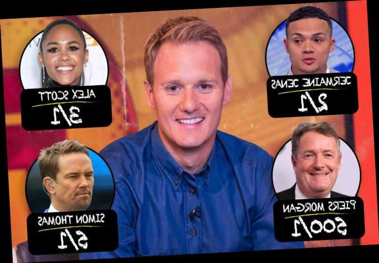 Piers Morgan 500/1 to replace Dan Walker as Football Focus' next presenter, Jenas & Scott favourites with the bookies