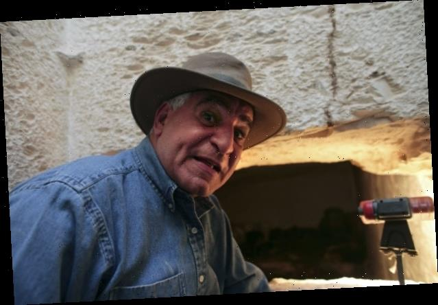 Zahi Hawass Digs Up a Lost Egyptian City in New Discovery+ Special