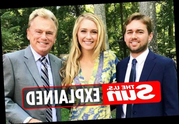 Who are Pat Sajak's kids?
