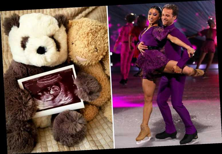 Dancing On Ice star Yebin Mok reveals she's pregnant with second baby – after horror injury on the show