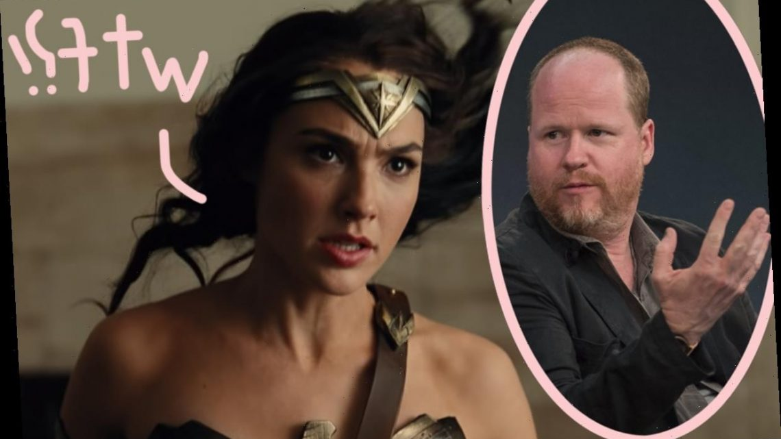 Joss Whedon Told Gal Gadot To 'Shut Up And Say The Lines' On Justice League?!