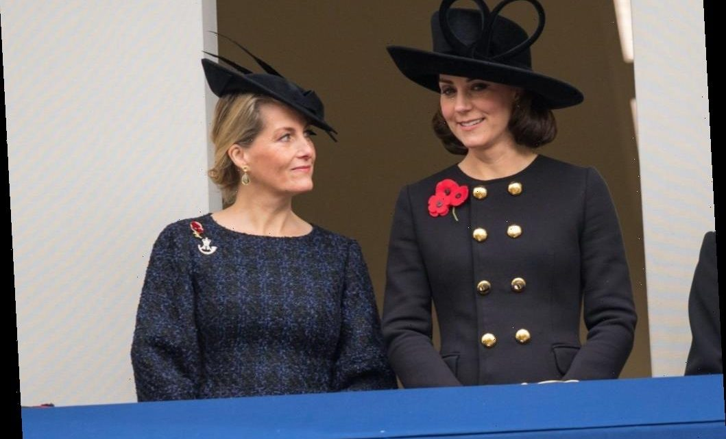 Kate Middleton and the Countess of Wessex Are 'Closer Than Ever' Amid Royal Family Drama