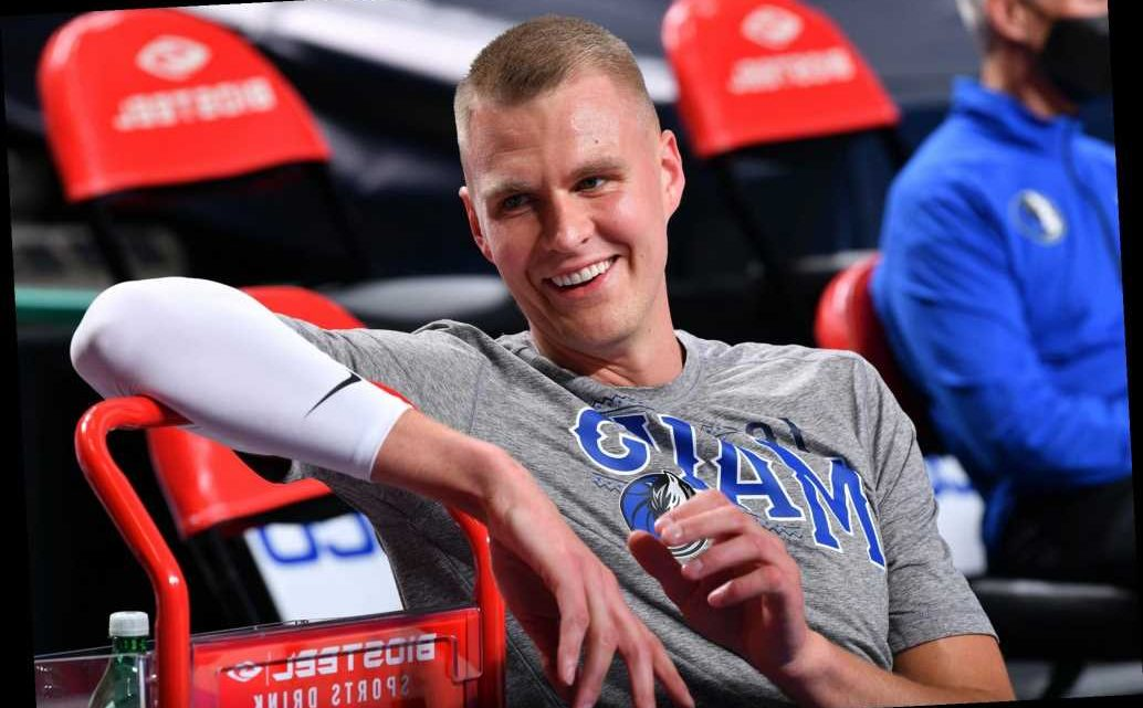 Kristaps Porzingis' Knicks admission: 'I miss this place'