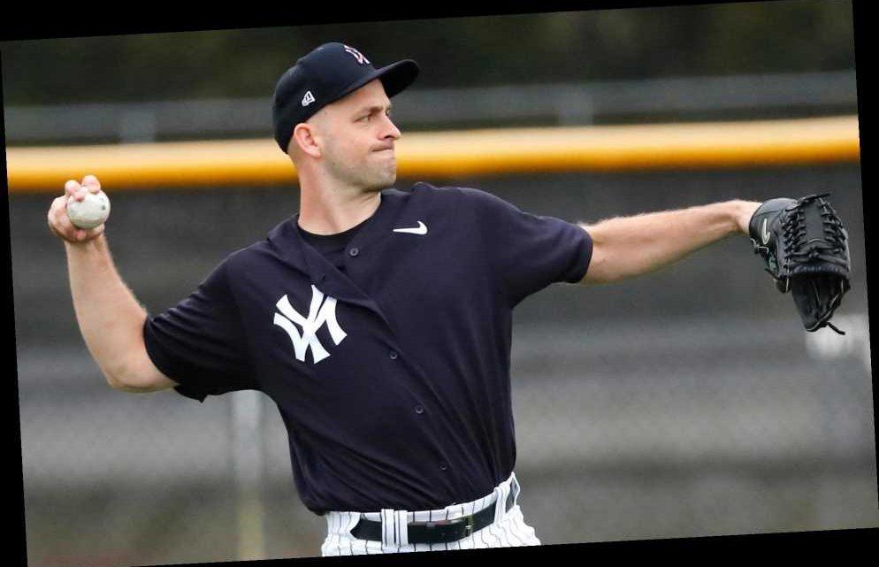 Journeyman reliever Lucas Luetge gets role in Yankees' bullpen
