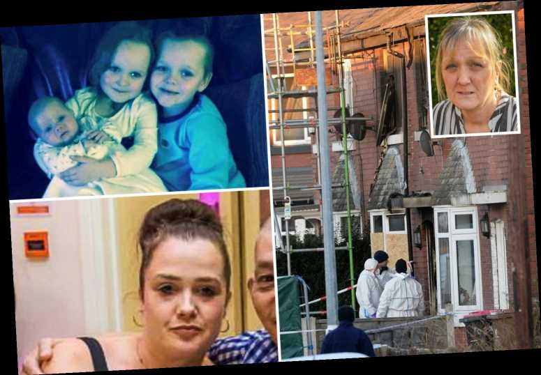 Gran whose daughter and four grandkids murdered in arson attack slams killers' lies as she relives three years of hell