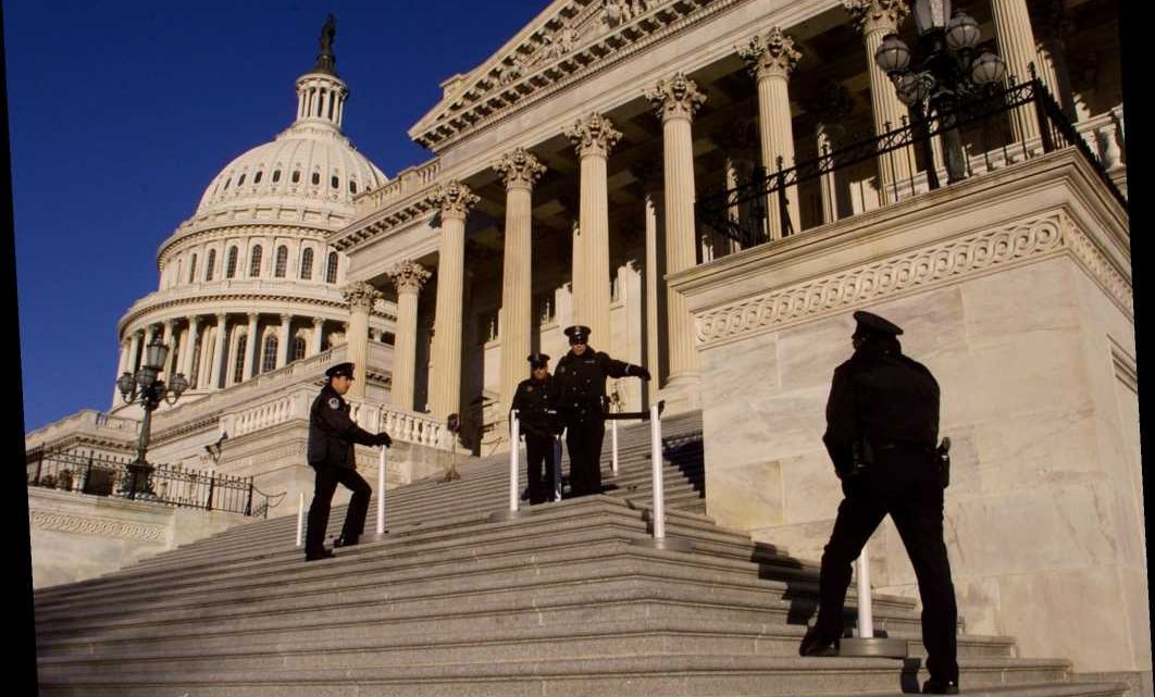 Is Capitol Hill on lockdown?