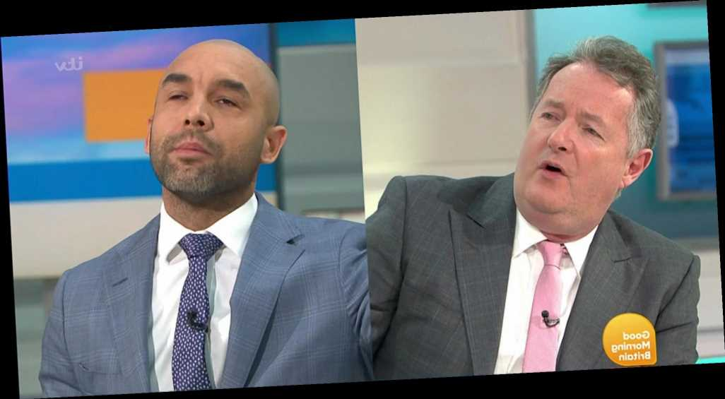 Alex Beresford reveals heartbreaking reasons why he was so invested in Meghan Markle debate with Piers Morgan