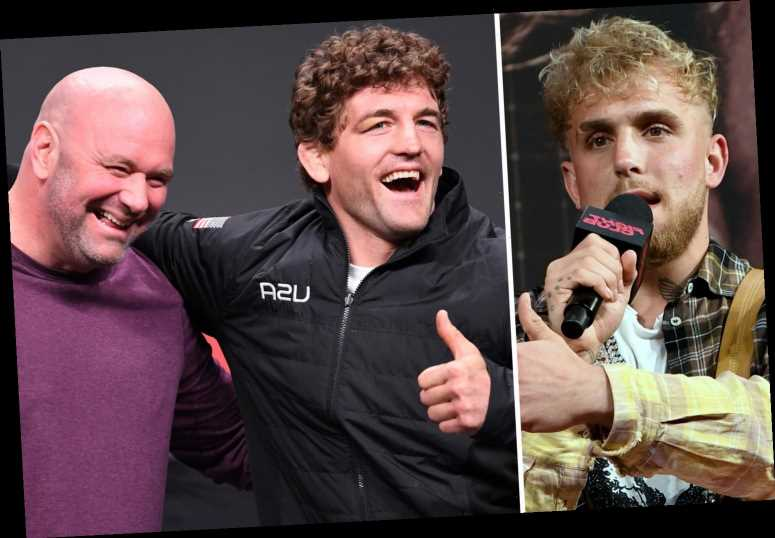 UFC boss Dana White sets Ben Askren up with trainer Freddie Roach for Jake Paul fight after $2m bet on MMA star