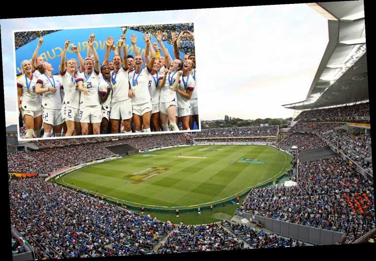 New Zealand's Eden Park to stage 2023 Women's World Cup opening game with final set for Stadium Australia