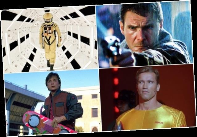 12 Sci-Fi Films Set in a Future That's Already in the Past