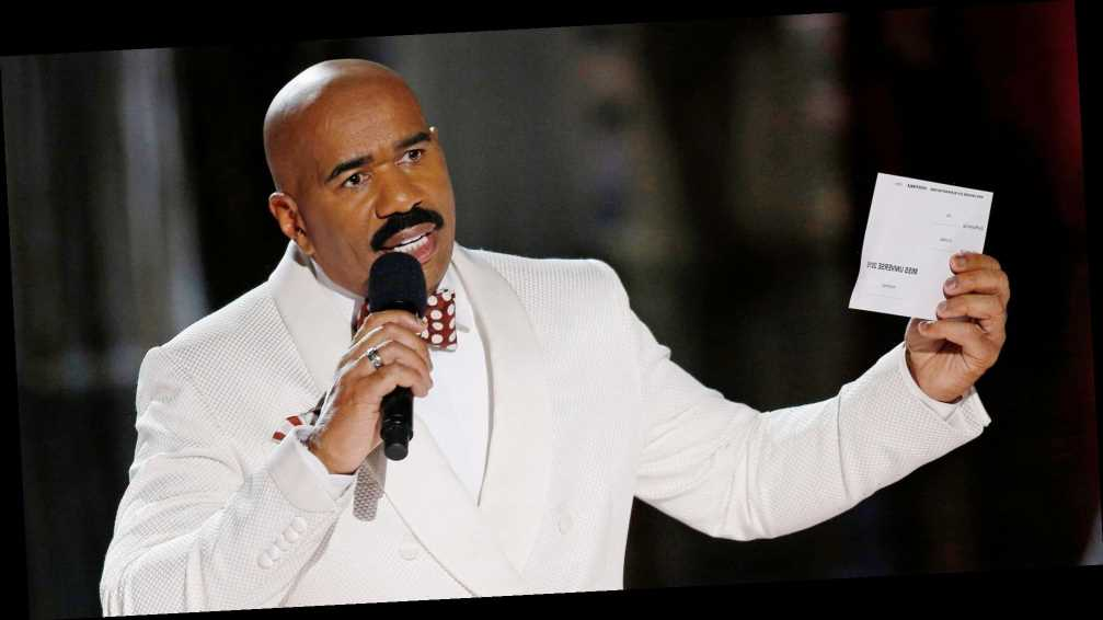 Steve Harvey Discusses 'Painful' Miss Universe Mistake and Its Aftermath