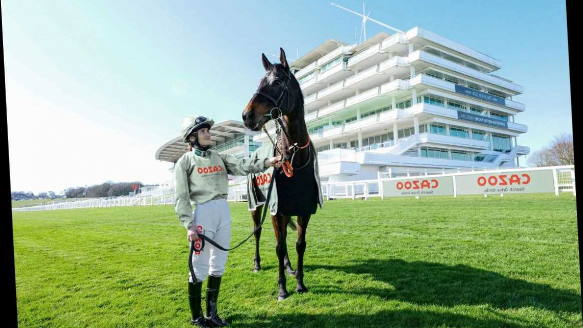 Boost for cash-strapped racing as Derby at Epsom finally gets sponsor as car retailer Cazoo sign multi-year deal