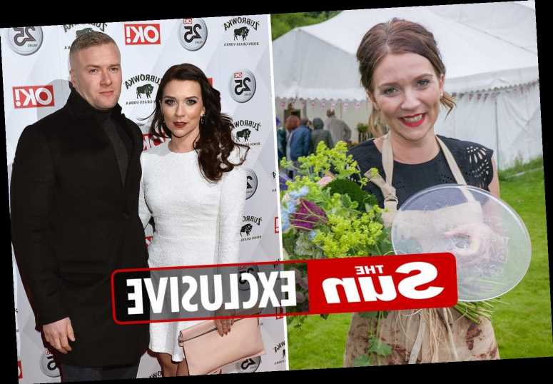 Bake Off winner Candice Brown describes past year as 'hardest of her life' after marriage split