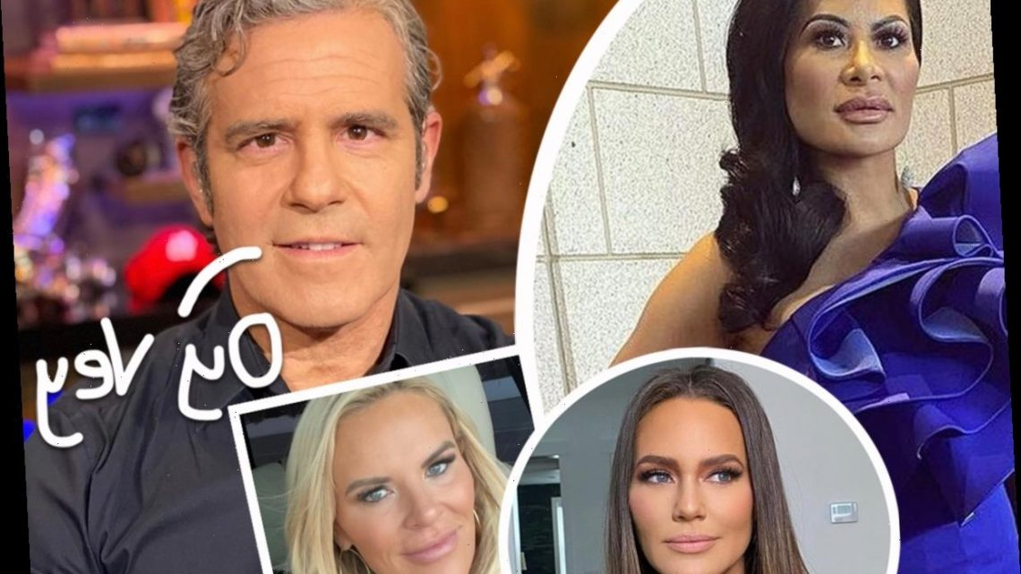 Andy Cohen & Real Housewives React To Jen Shah's Arrest While Bravo Continues To Film Amid Legal Troubles: 'It's Ratings Gold'