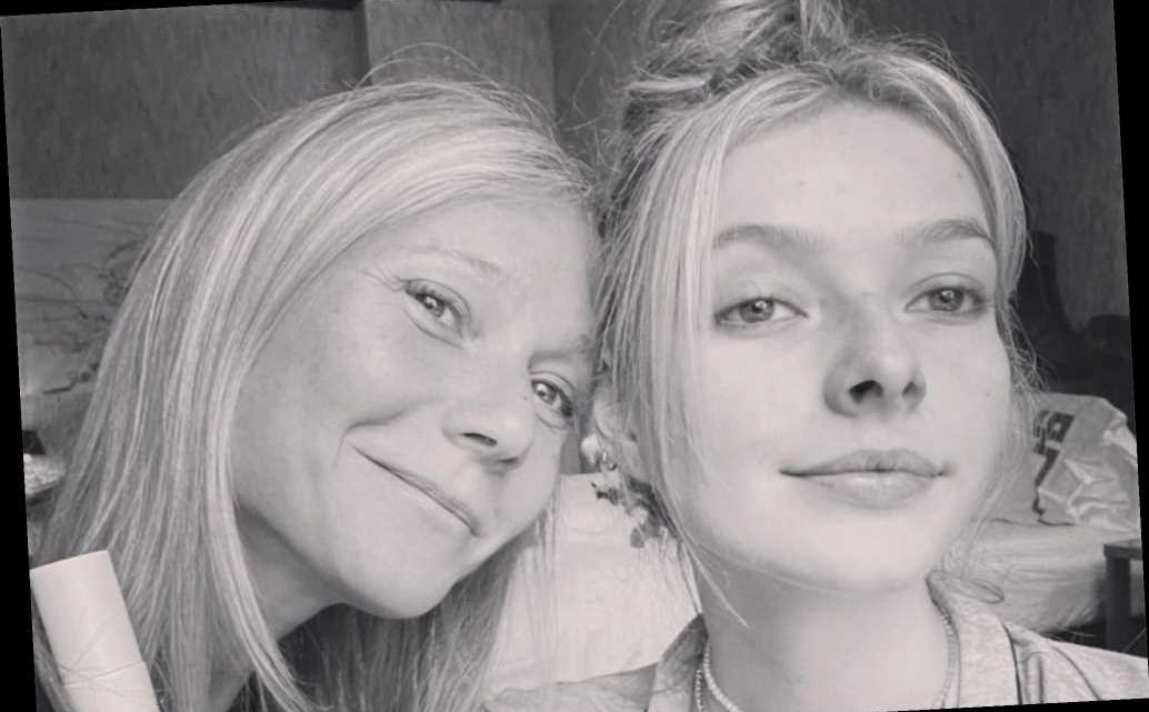 Gwyneth Paltrow's daughter Apple roasts her mom's Goop-y morning routine