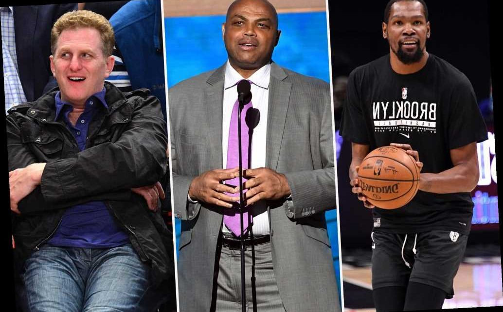 The Charles Barkley interview that sparked vile Kevin Durant-Michael Rapaport feud