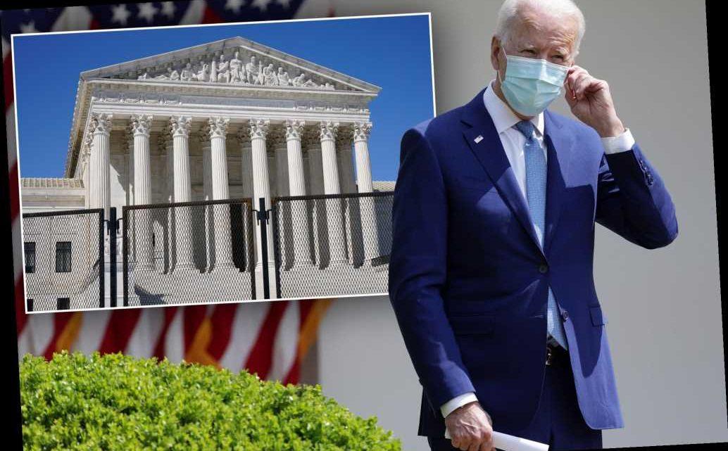 Biden creates commission on expanding the Supreme Court