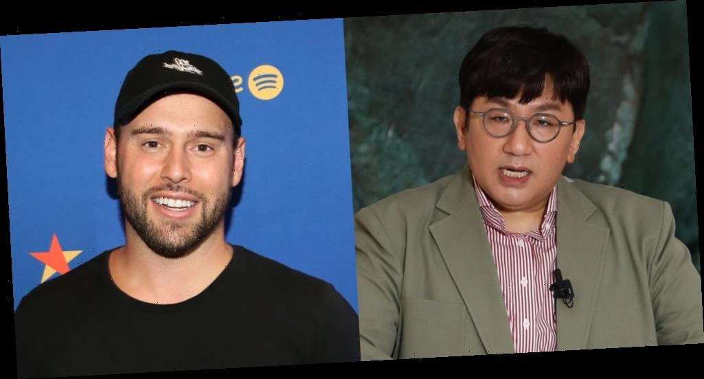 BTS Label Merges With Scooter Braun's Company in a Deal Worth Over $1 Billion!