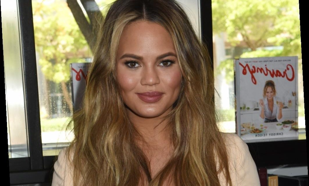 Chrissy Teigen is Raising Miles to Embrace His Emotions