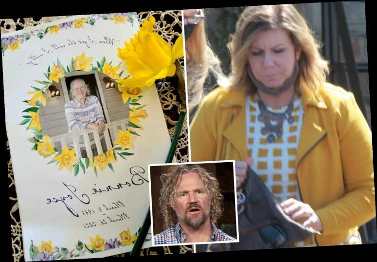 Sister Wives' Meri Brown suffering through 'hell' & 'unimaginable pain' after mom's death & 'split' from husband Kody