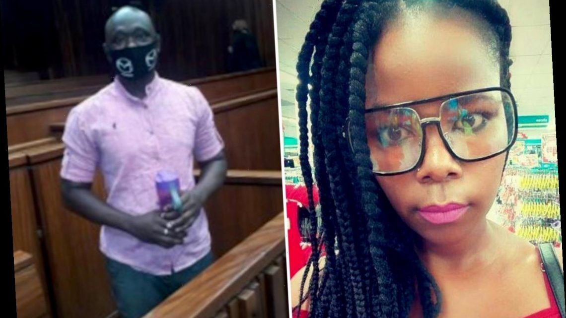 Monster 'stabbed girlfriend to death before decapitating her and storing head in fridge after accusing her of cheating'