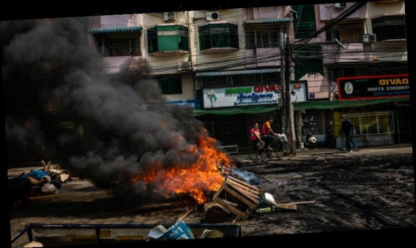 Myanmar death toll mounts amid protests, military crackdown