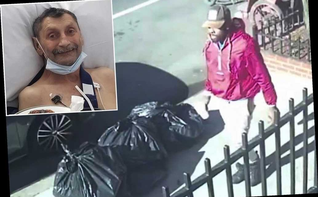 'He came out of nowhere': Victim of caught-on-video Midtown attack