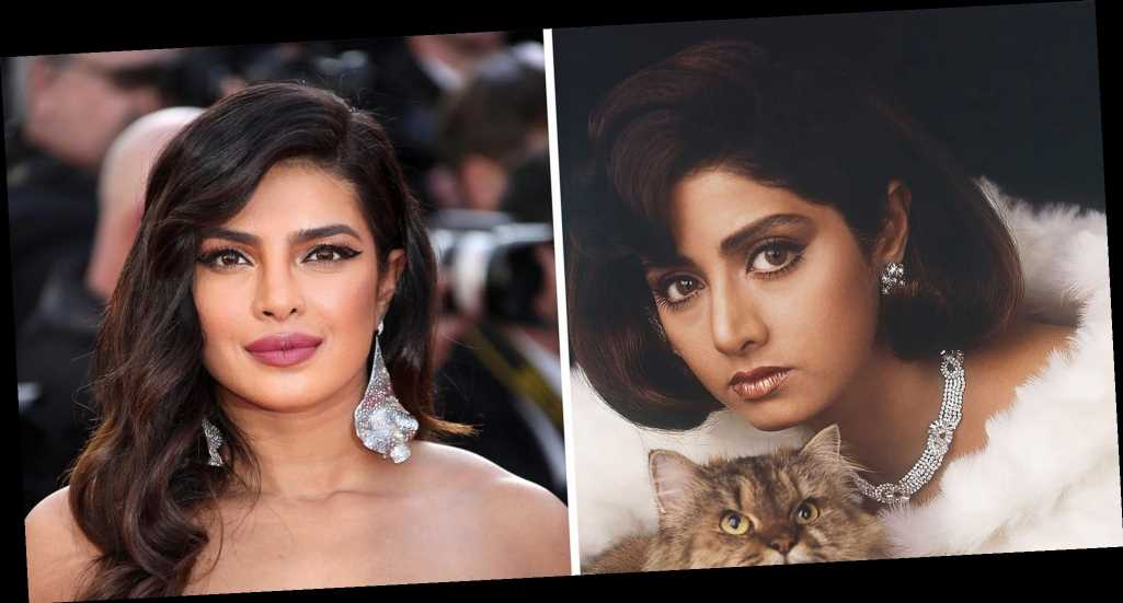 "Priyanka Chopra Jonas on the ""Expressive"" Indian Actress She Always Looked Up To"