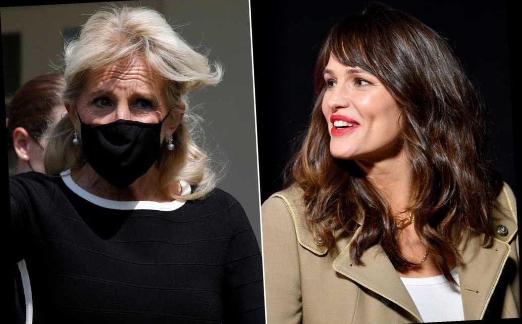 Jennifer Garner blames 'severe weather' for backing out of trip with Jill Biden