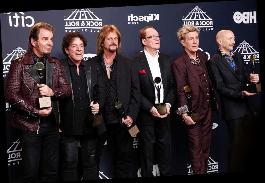 Journey Members Reach 'Amicable Settlement' in Battle Over Band Name