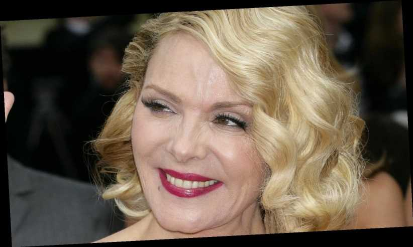 The Shady Side Of Kim Cattrall