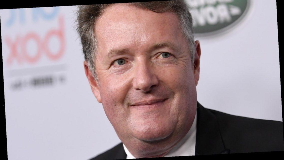 Inside Piers Morgan's Latest Demand From Meghan Markle