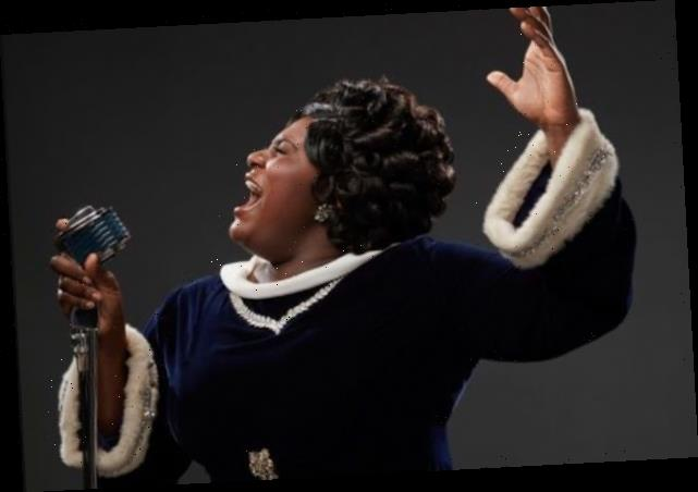Danielle Brooks Talks Playing (and Singing as) Gospel Great Mahalia: 'I've Been Soaking Her Up for Years'