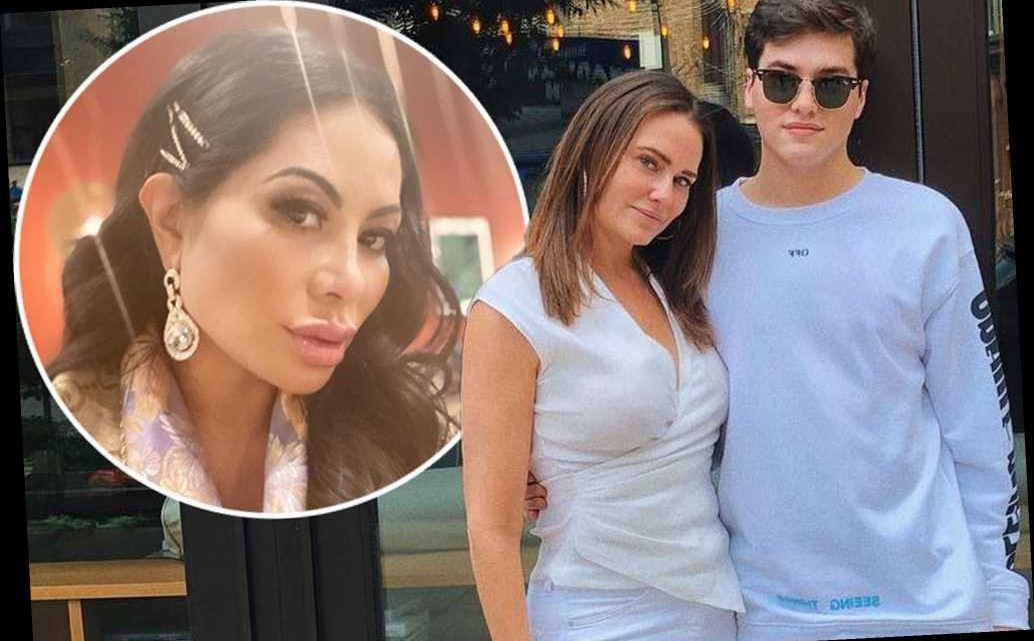'RHOSLC' star Meredith Marks defends son after apparent Jen Shah shade