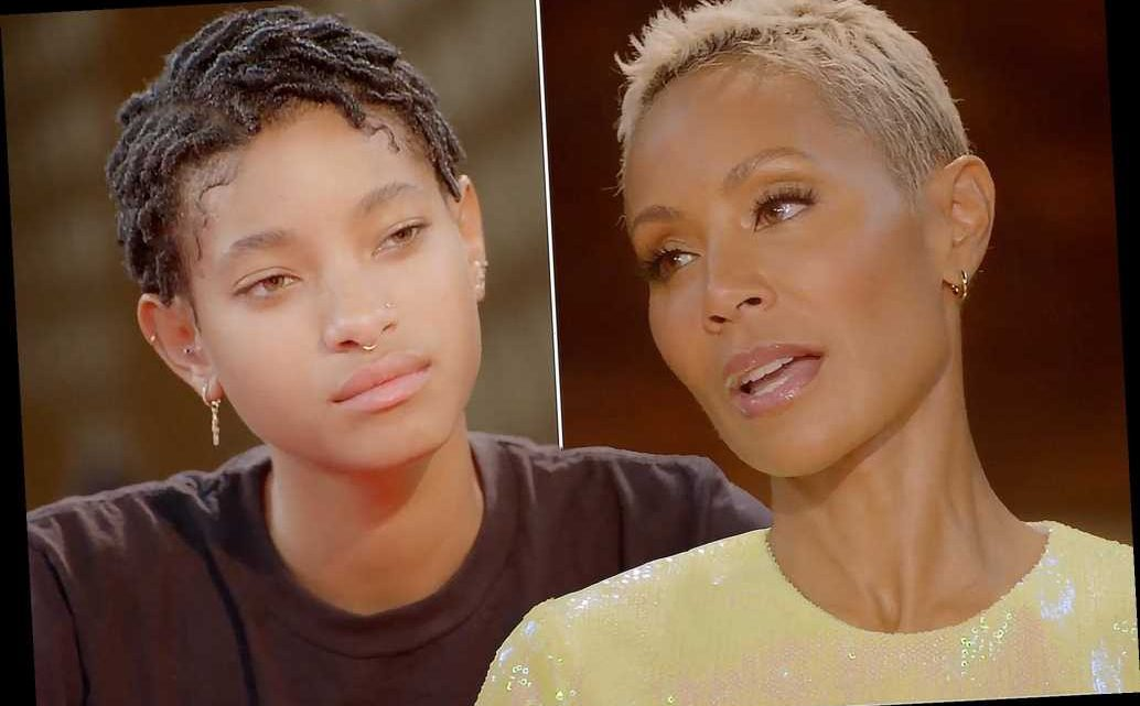 Willow and Jada Pinkett  Smith say they're sexually attracted to women