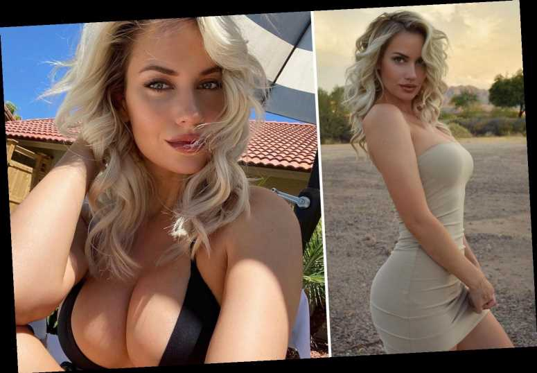 Paige Spiranac reveals why she NEVER dates pro golfers and claims they are 'worst' sports stars to go out with