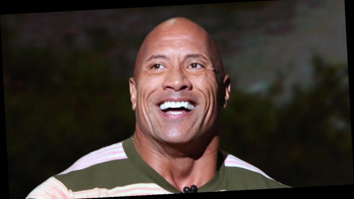 Fans Are Shocked Over This Photo of The Rock's Legs – See the Pic!