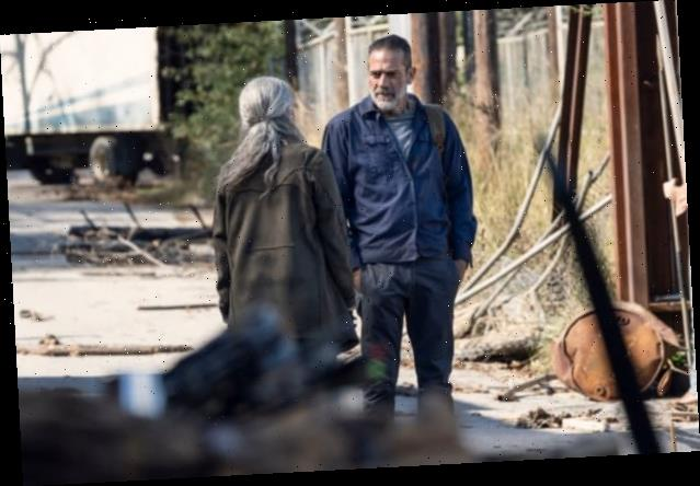 'The Walking Dead': Why Did Negan REALLY Move Back to Alexandria?